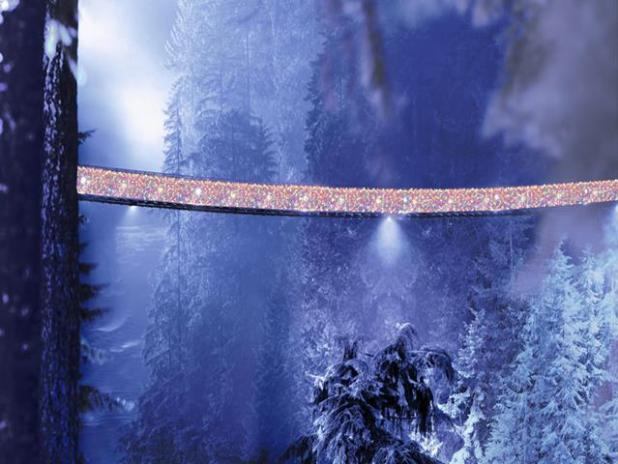 El puente colgante de  Capilano