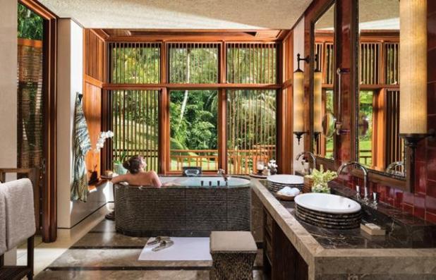 Hoteles en Bali de lujo