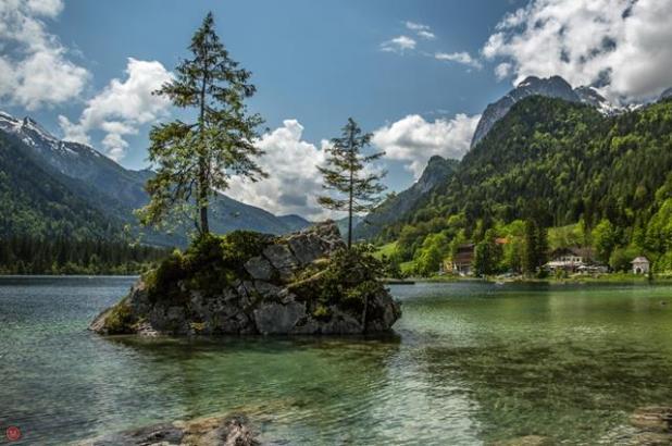 Lago de Hintersee