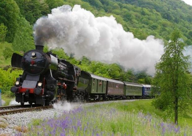 Bohinj Steam (Eslovenia)