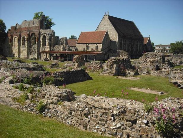 St.Augustine Abbey