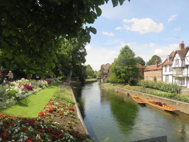 Westgate Gardens - Canterbury
