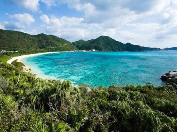 Tokashiki (Japón, Okinawa)