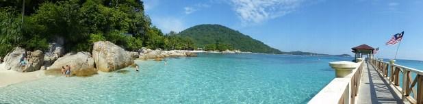 Semporna Islands Park, Sabah, Malasia