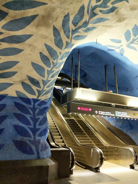 Estación de metro de T-centralen