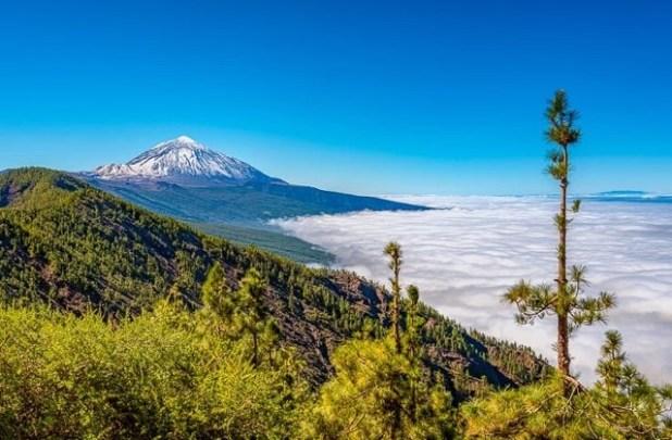 Monte Teide (Canarias)