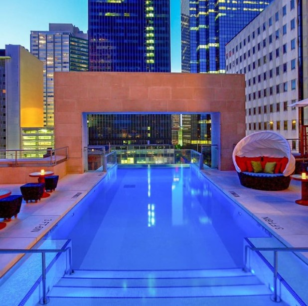 The Joule Hotel, Dallas, Estados Unidos