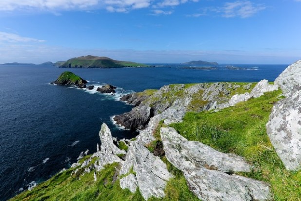 la isla Great Blasket