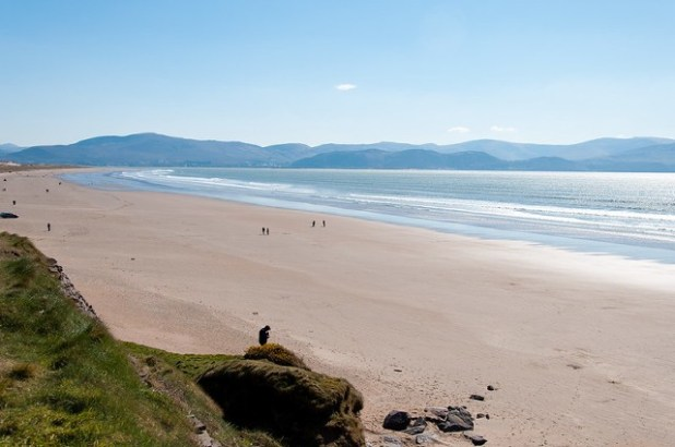 Inch Beach (Irlanda, Península de Dingle)