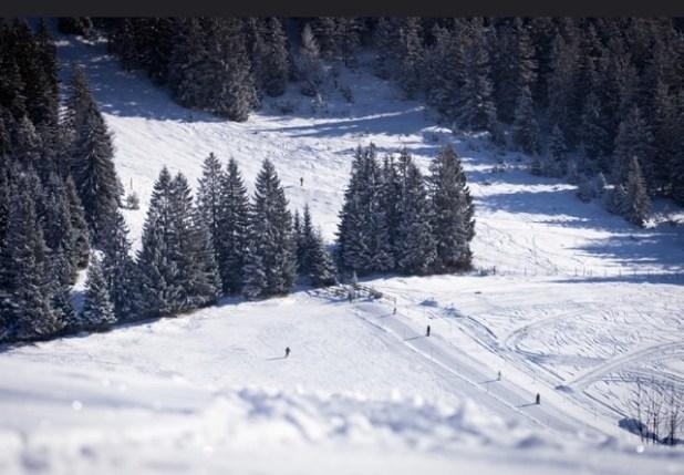 Hochschwarzeck Esquí