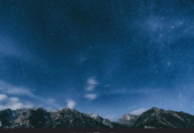 Ramsau cielo de estrellas