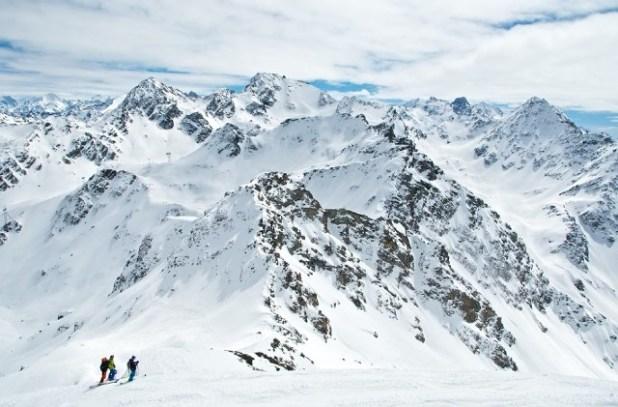 Esquiar en Verbier