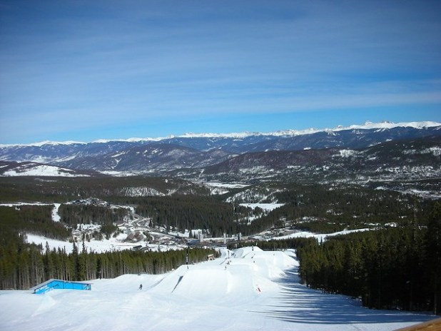 Esquiar en Breckenridge