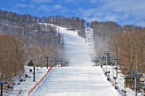 Catamount (Nueva York) estación de esquí