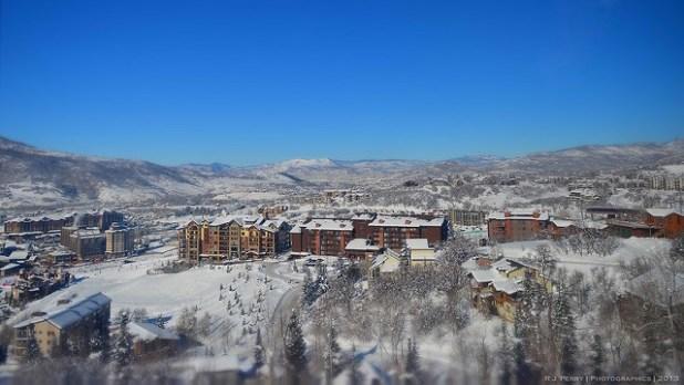 El pueblo de Steamboat (Colorado)