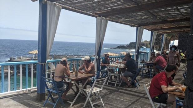 El Charco Azul (Isla de La Palma, Canarias)