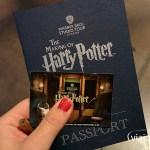 Entrada de ingreso al predio y pasaporte