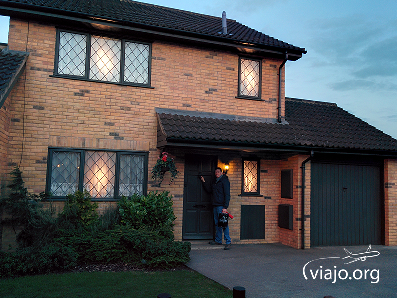 Privet Drive hogar de Harry Potter