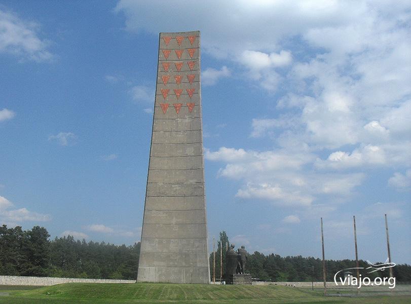 Sachsenhausen - Memorial Liberación