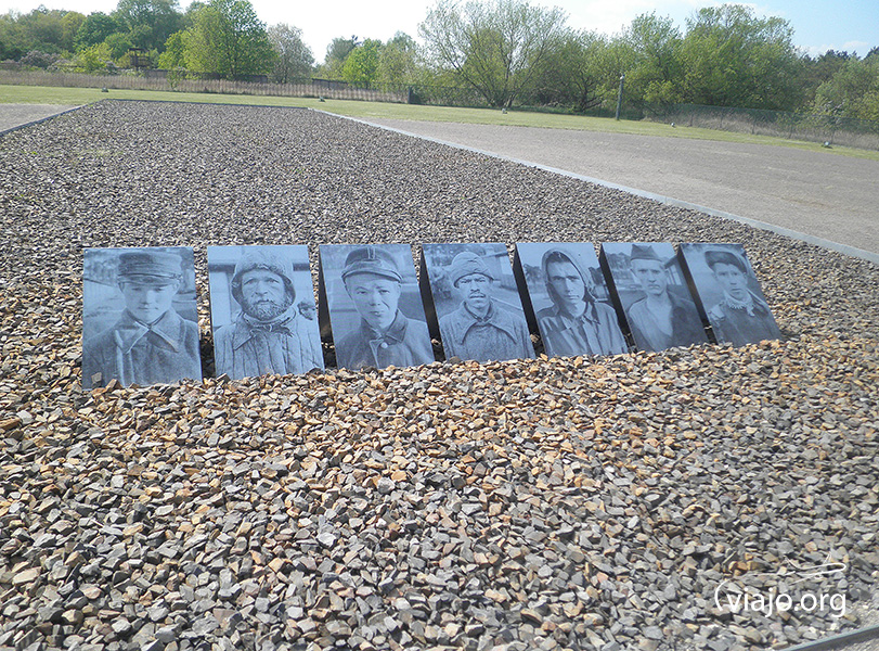 Sachsenhausen - Victimas