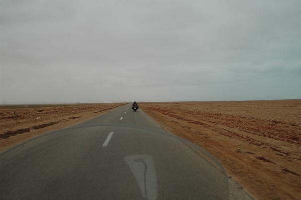 Carretera del Sáhara