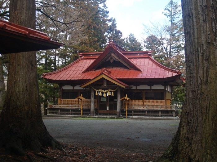 Tsutsuguchi Shrine