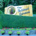 Butchart Garden em Victoria, Canadá