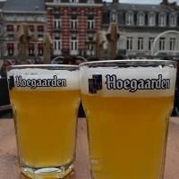 Cerveja na Bélgica Hoegaarden
