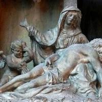 Pieta Catedral de Chartres