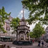 Cidades de Conto de Fadas na Bélgica Liege