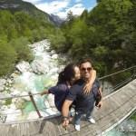 Claudia e Peg - Eslovênia