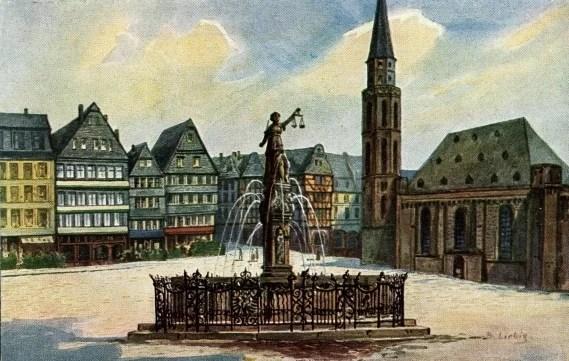 Frankfurt-Römerberg des
