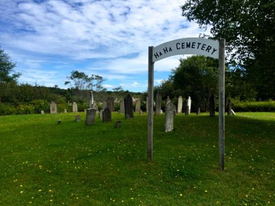 Ha Ha Cemetery, New Brusnwick