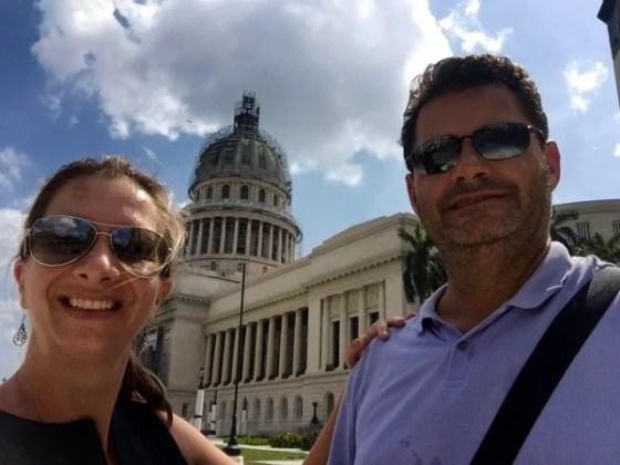 Casal Mikix em Cuba