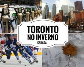 Toronto no Inverno