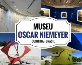 MON - Museu do Olho em Curitiba