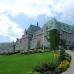 Castelo no Canadá - Le Manoir Richelieu