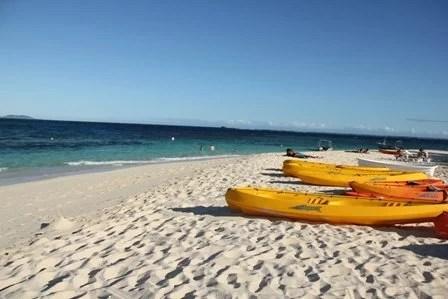Praias de Fiji