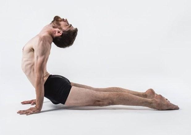 La cobra en Yoga