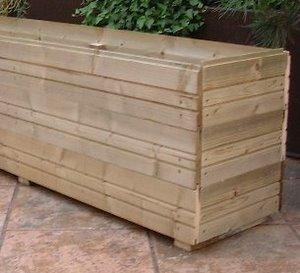fabriquer des jardinieres en bois pour les nuls vialbost