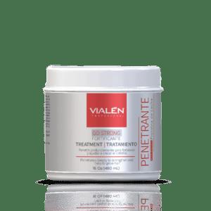 VIALEN Penetrante Tratamiento Proteína de Leche 16 Oz