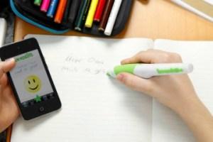 Esta caneta não te deixa errar
