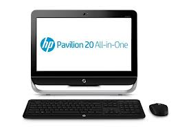 HP All-in-one Pavilion 20