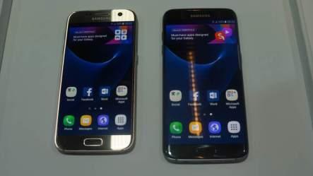 Todos os detalhes dos Galaxy S7 e Galaxy S7 Edge