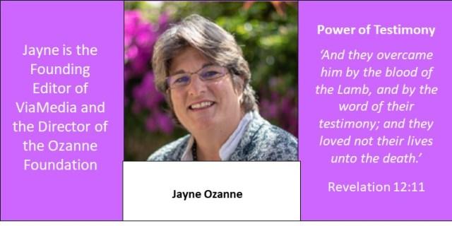 Jayne Ozanne