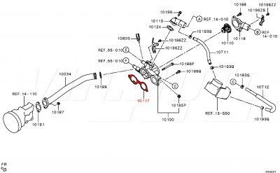 Viamoto Mitsubishi Car Parts Mitsubishi OEM Part