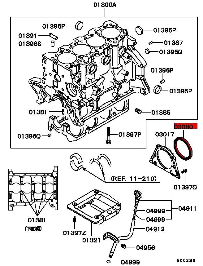 Viamoto Car Parts, Mitsubishi Lancer GSR 1.8 4WD Turbo Parts