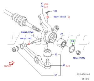 Viamoto Car Parts, Daihatsu Copen Parts
