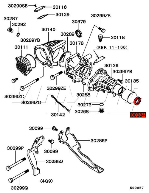 Viamoto Car Parts, Mitsubishi Lancer EVO 1 CD9A Parts, EVO