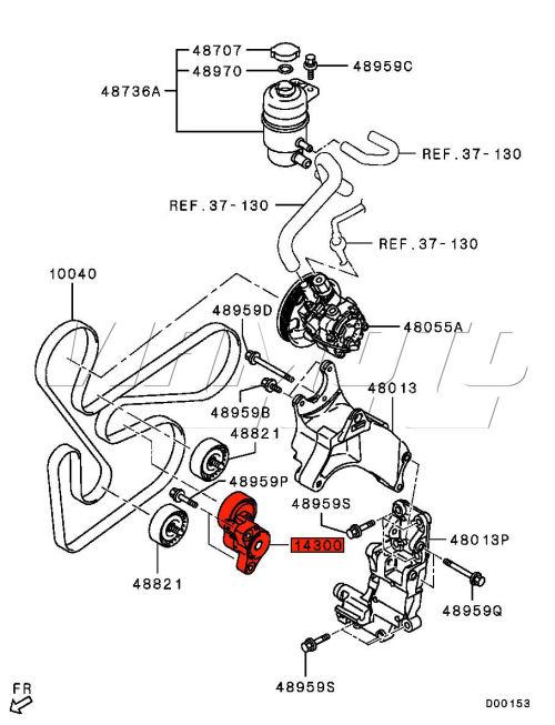 Viamoto Car Parts, Mitsubishi Lancer EVO 10 CZ4A Parts